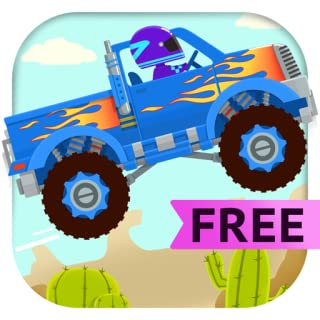 Truck Driver Free - Monster Truck Simulator & Car Driving Games for Kids
