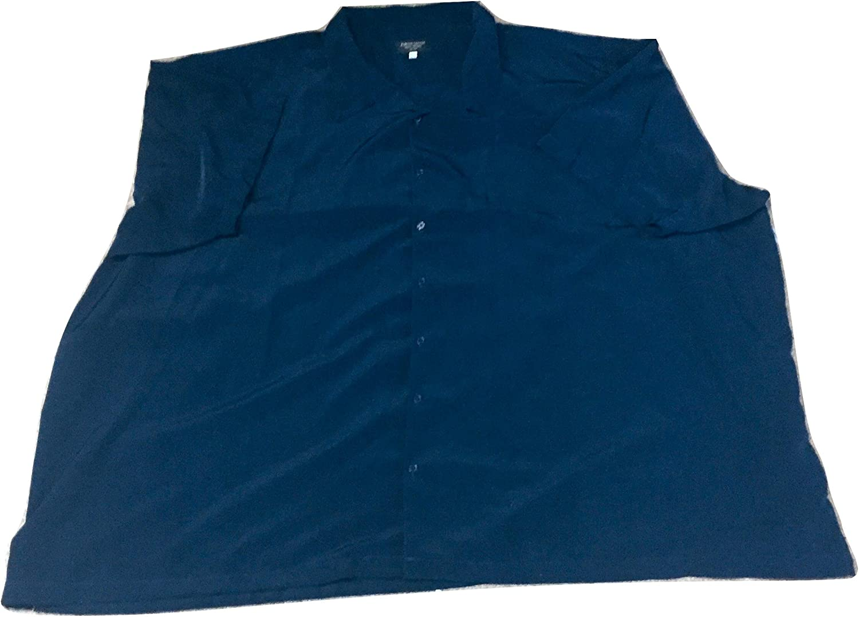 Fulton Street Big and Tall Super Soft Microfiber Casual Shirts to 8X