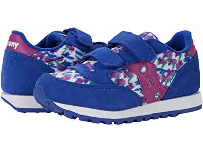 Saucony Kids Originals Jazz Double Hook Loop (Little Kid) Girls Shoes