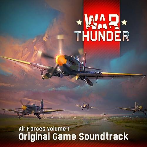 War Thunder: Air Forces, Vol.1 (Original Game Soundtrack) by Gaijin Entertainment on Amazon ...
