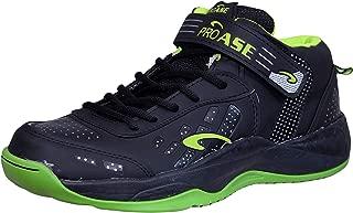 ProAse Men's Black Basketball Shoes Size -