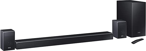 Samsung HW-Q90R 7.1.4 Channel Harmon Kardon Soundbar with Dolby Atmos with an Additional 4 Year Coverage by Epic Protect (...