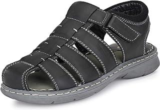 Centrino Men's D Grey Fisherman Sandals