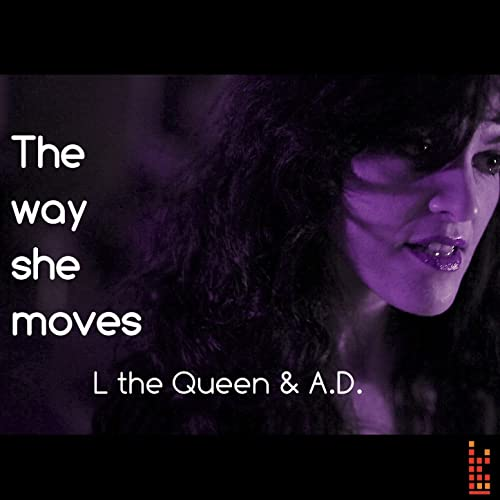 The Way She Moves - EP