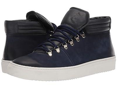 Massimo Matteo Hiking Sneaker (Navy/Bic) Men
