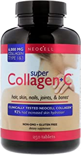 Best vitamin c collagen tablets Reviews