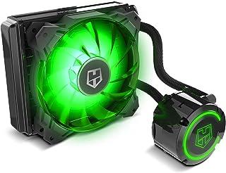 Nox H-120 Aura - NXHUMMERH120AURA - Ventilador Refrigeración Líquida 120 mm, PWM, RGB