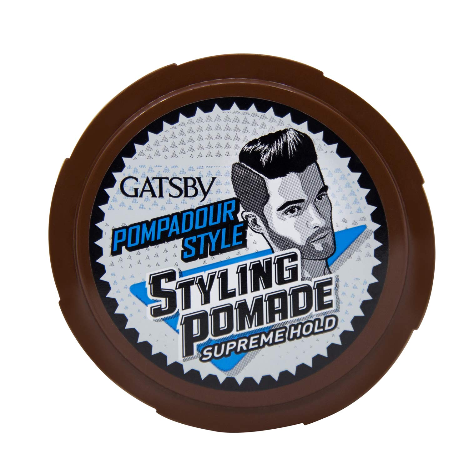 Gatsby Leather Styling Pomade Supreme