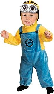 Costume Despicable Me 2 Minion Romper