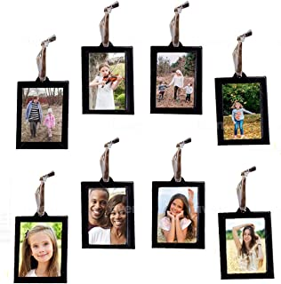 Best Klikel Hanging Picture Frame Ornaments, Set of 8 Review