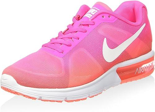 Nike WMNS Air Max Sequent, Sequent, Chaussures de FonctionneHommest EntraineHommest Femme  jusqu'à 50% de réduction