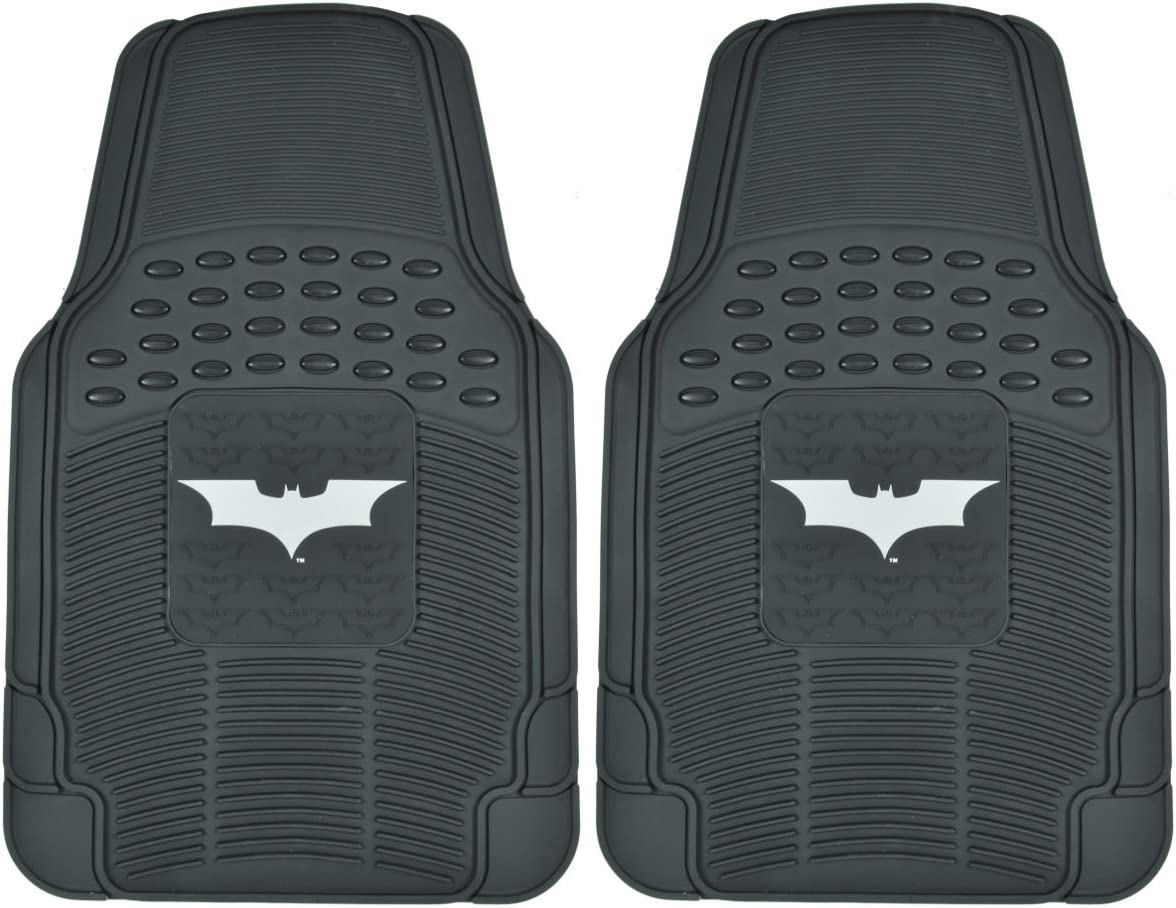 Superhero Car Floor Mats Officailly Licensed New Shipping Free Warner Bros Be super welcome DC Com