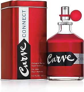 Curve Connect by Liz Claiborne for Men 4.2 oz Cologne Spray