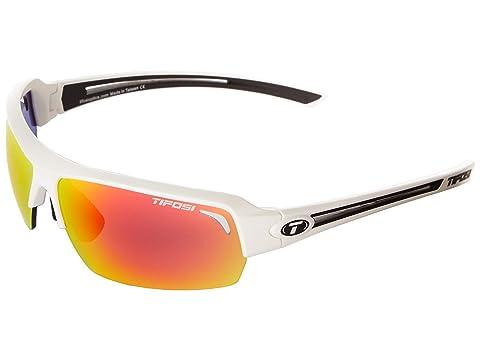 Tifosi Optics Just Matte White Running Sunglasses 8498192