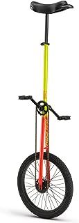 RALEIGH Unistar XL 20, 20inch Wheel Unicycle, Yellow