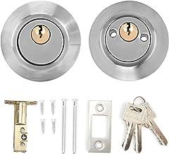 Fechadura de porta de segurança Fechadura de porta fácil de instalar Leve e portátil de alta segurança para escritório esc...