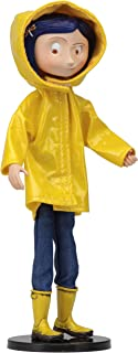 Coraline Raincoat and Boots (Coraline Movie) Neca 7 Inch Figure