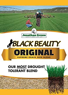 Jonathan Green 10315 Black Beauty Grass Seed Mix, 25-Pound