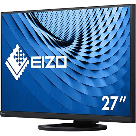 Eizo Flexscan Ev2760 Bk 68 5 Cm Ultra Slim Monitor Computer Zubehör