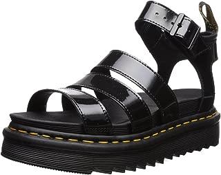 Best dr martens blaire vegan strappy flat sandals Reviews