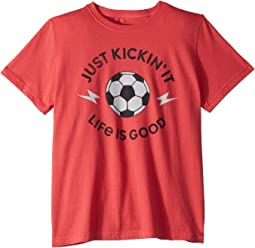Lightning Soccer Crusher™ Tee (Little Kids/Big Kids)