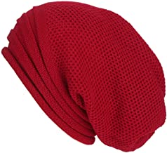 TWGONE Womens Caps Baggy Warm Crochet Winter Wool Knit Ski Beanie Skull Slouchy Caps Hat