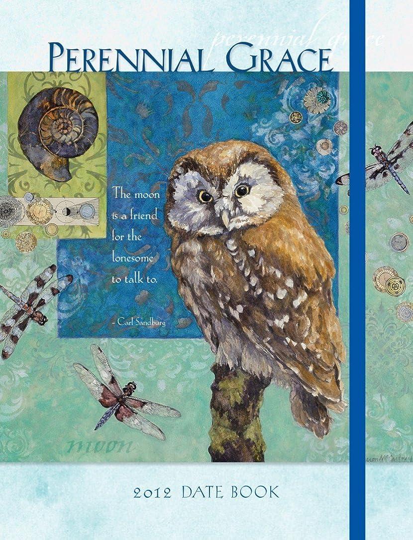 雇用者コンパイル韻Perennial Grace 2012 Calendar