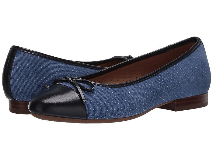 Aerosoles  Outrun (Denim) Womens  Shoes
