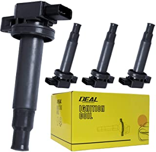 DEAL Set of 6 New Ignition Coil Plug Pack For 09-12 Ford Escape 06-12 Fusion 06 Lincoln Zephyr 08-10 Mazda Tribute 09 Mazda Tribute 09-11 Mercury Mariner 06-11 Mercury Milan UF486
