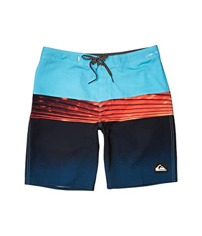 Quiksilver Highline Hold Down 20 Boardshorts (Pacific Blue) Men