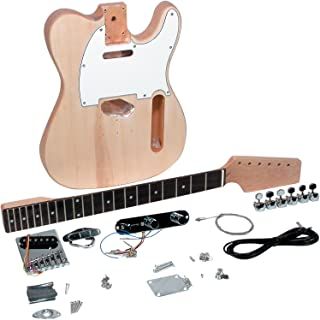 build your own fender telecaster