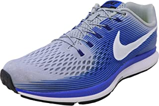 Nike Men's Zoom Pegasus 34 Flyease Ankle-High Mesh Running