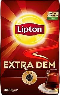 Lipton Extra Dem Siyah Dökme Çay, 1000G