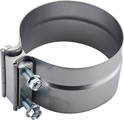 - 119-08900-1000 Mikalor Qty1 Supra W2 91mm-97mm Stainless Steel 3.5 T-Bolt Hose Clamp