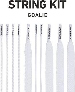 StringKing Lacrosse Goalie String Kit (Assorted Colors)