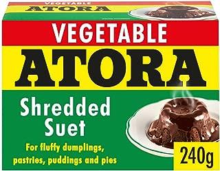 Atora Vegetable Suet 240g (Pack of 3)