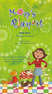 Perfect Timing - Lang 2014 Mom's Christian 2-Year Planner, January 2014 - December 2015, 3.5 x 6.375 Inches (7002117)