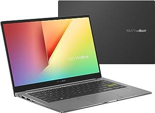 ASUS Vivobook S S533EQ-BQ132T PC Portable 15-15.9 FHD (I7 1165G7, RAM 16G, 512G SSD PCIE + OPTANE 32G, Nvidia MX 350 2G, WINDOWS 10) Clavier AZERTY Français