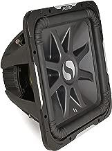 Kicker S12L7 Car Audio Solobaric L7 Square 12