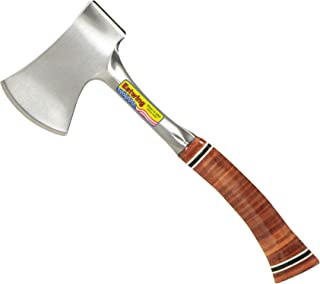 "Estwing Sportsman's Axe – 14"" Camping Hatchet with Forged Steel.."