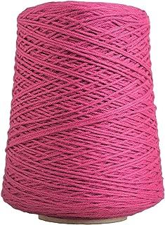 Knit Picks Dishie Cone Worsted Cotton Yarn - 14 oz (Begonia)
