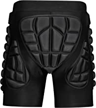 3D Padded Protective Shorts Hip Butt EVA Pad Short Pants Heavy Duty Gear Guard