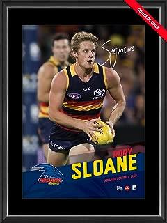 Sport Entertainment Products Rory Sloane Signed Vertiramic