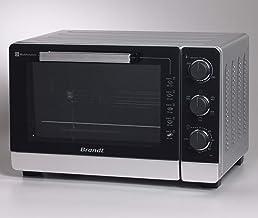 Brandt FC405MS - Mini Four Posable et Compact - 2100 W - Capacité 40L - Multifonction avec 5 Modes de Cuisson - Cuisson ho...