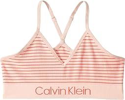 Pink Melon Pinstripe