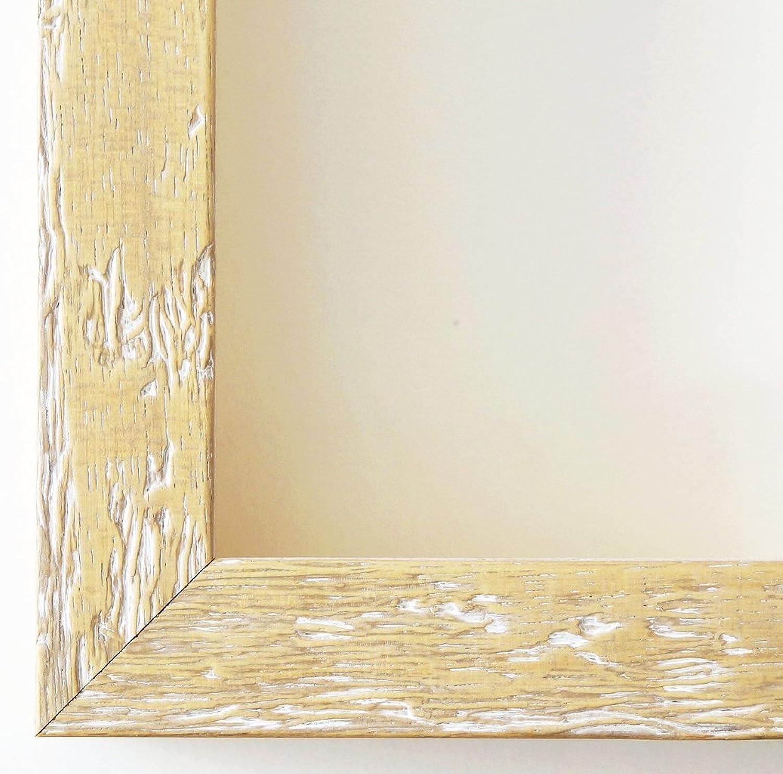 Bilderrahmen Rimini Beige 3,0 - über 14000 Gren - 64 x 76 cm - mit Normalglas - Maanfertigung ohne Aufpreis