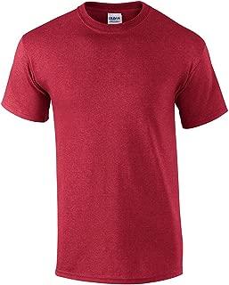 Gildan Men's Heavy Taped Neck Comfort Jersey T-Shirt