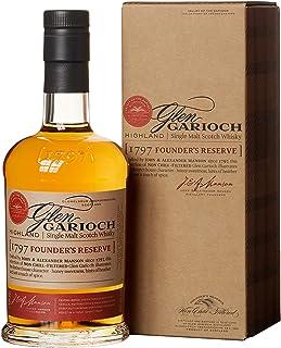 """Glen Garioch Founder""""s Reserve Highland Single Malt Scotch Whisky, mit Geschenkverpackung, frischer, zarter Nachklang, 48% Vol, 1 x 0,7l"""