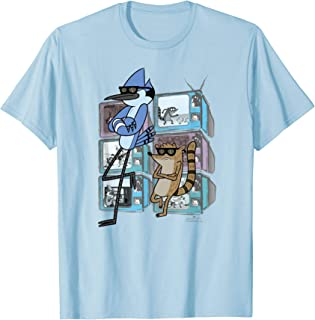 Regular Show Mordecai and Rigby TV Too Cool T-Shirt