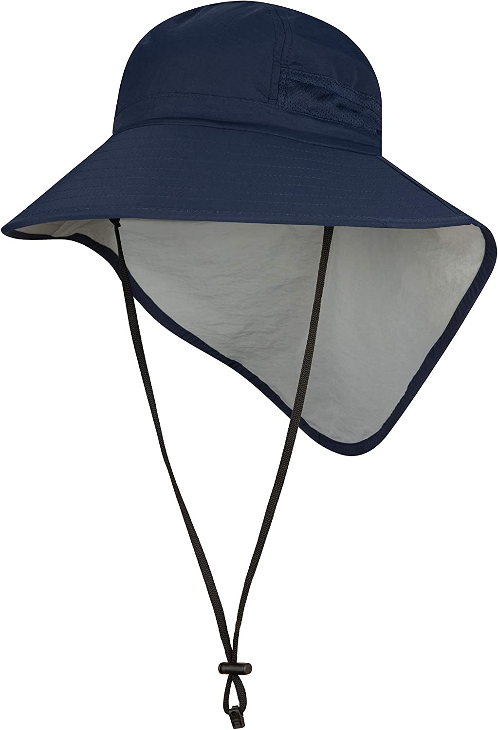 Great for The Beach UV Protection for Men /& Women Solbari UPF 50+ Protective Adventure Sun Hat Gardening /& More Universal Fit Fishing